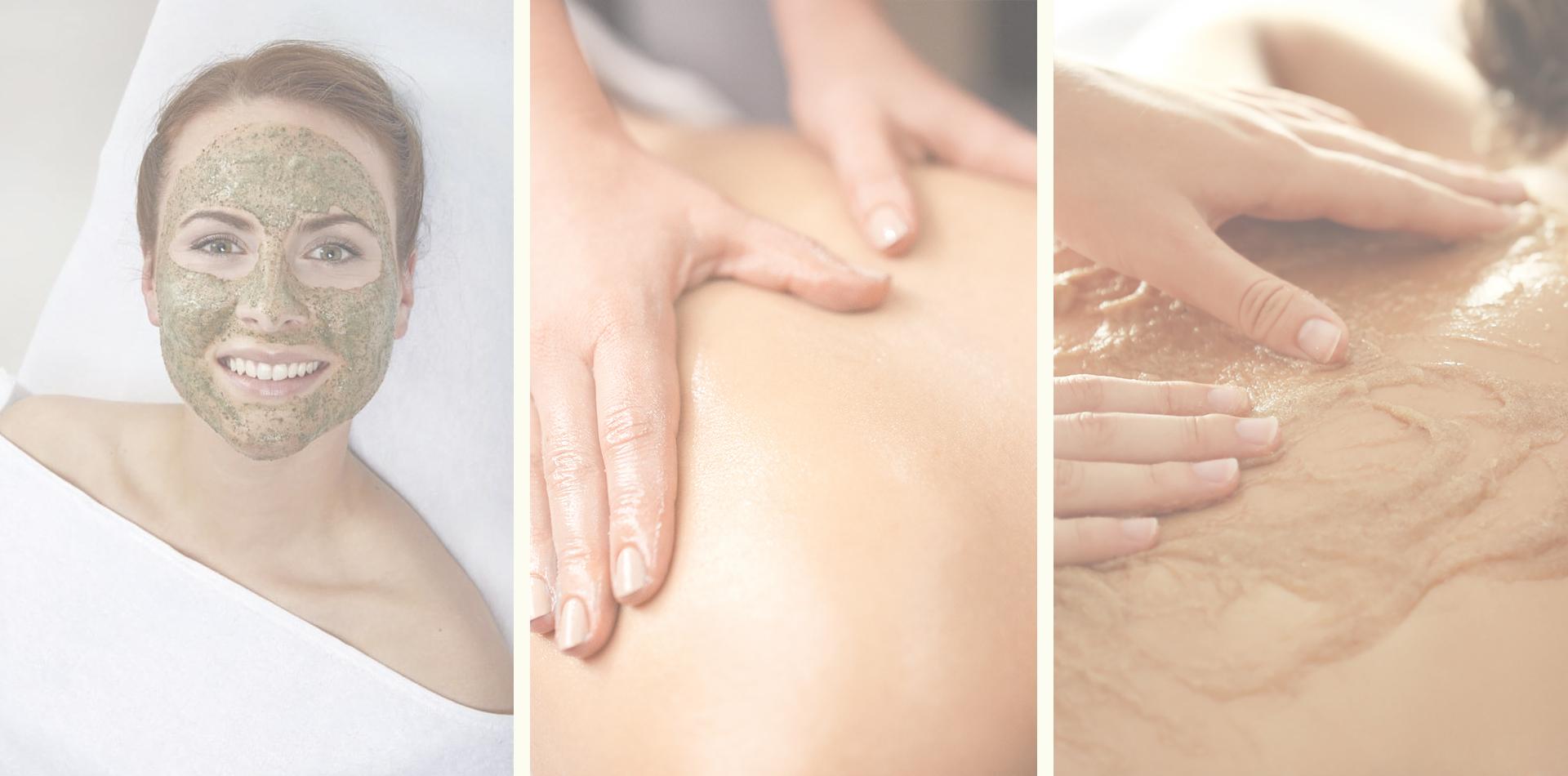 ansigtsbehandling massage